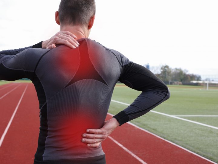 Injury: Runner's back pain
