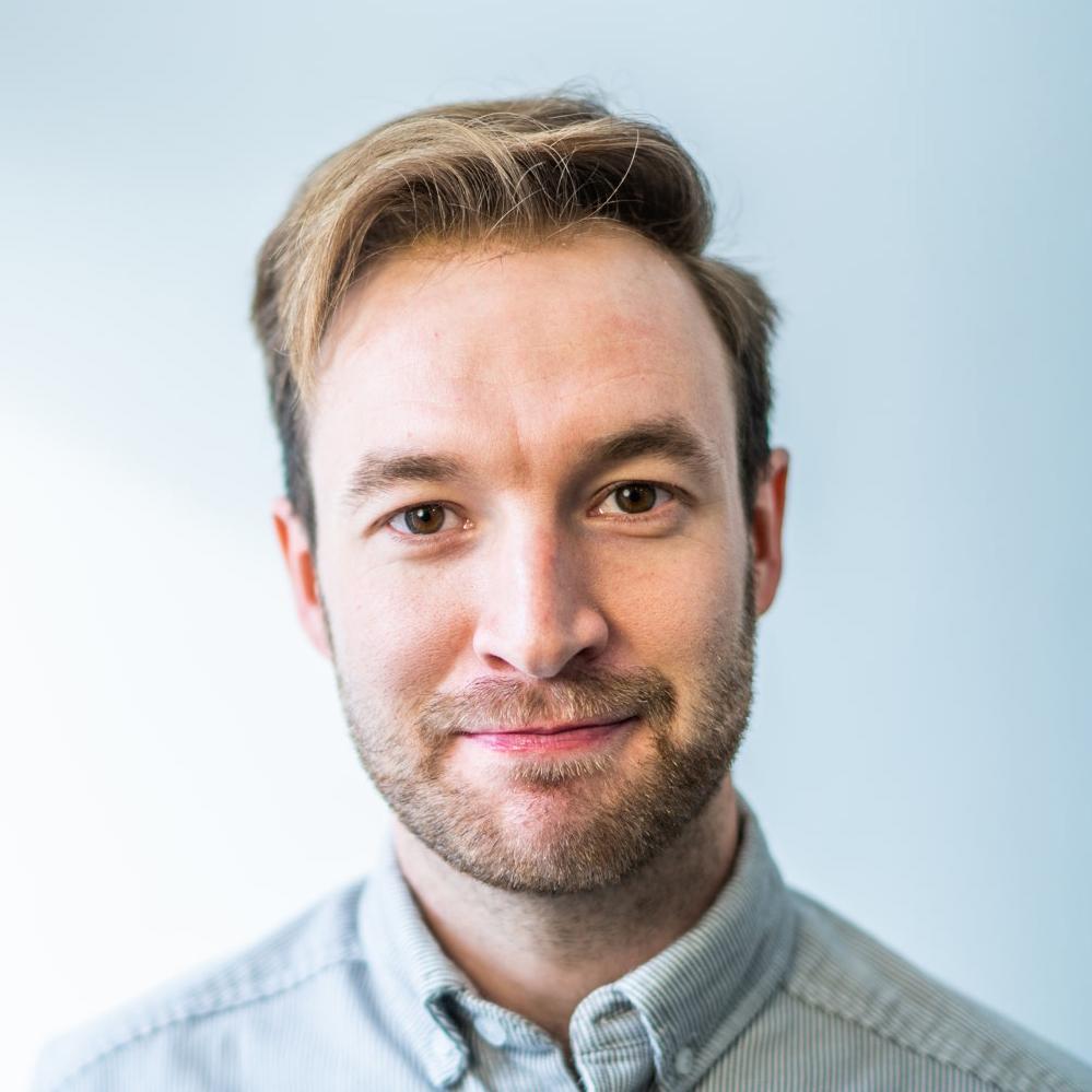 Headshot of Josh Petty